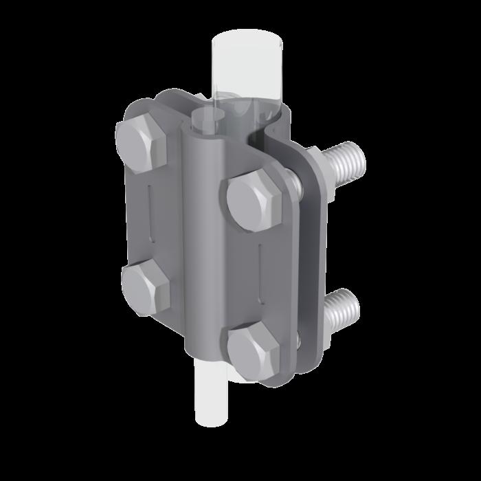 З'єднувач Quadro C04 LEO LIGHTMAN блискавкозахист зєднувач
