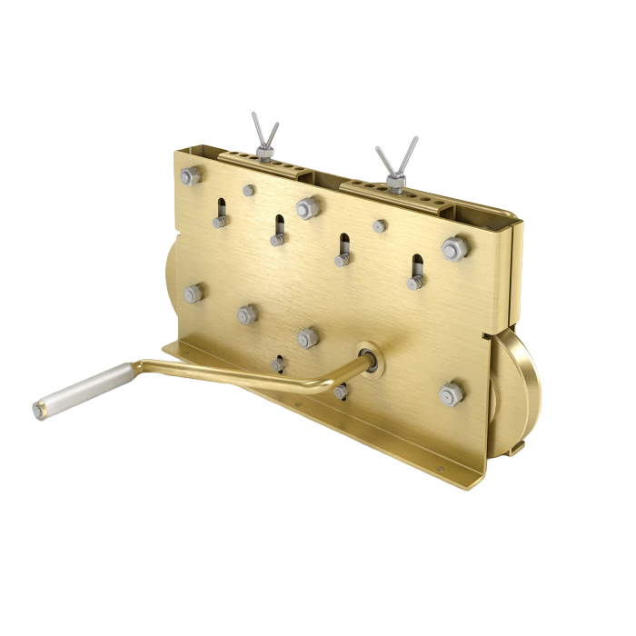 Станок для вирівнювання дроту A26/1 LEO LIGHTMAN блискавкозахист
