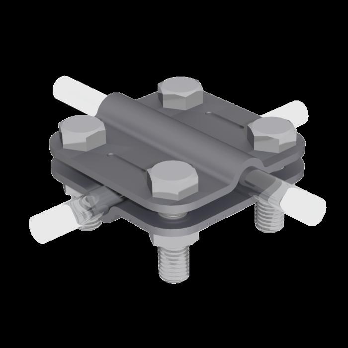 З'єднувач Cross С02/1 C02/1 LEO LIGHTMAN блискавкозахист зєднувач