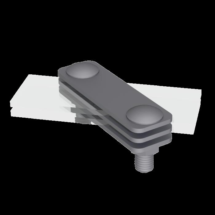 З'єднувач Cant для смуги C05/3 LEO LIGHTMAN блискавкозахист