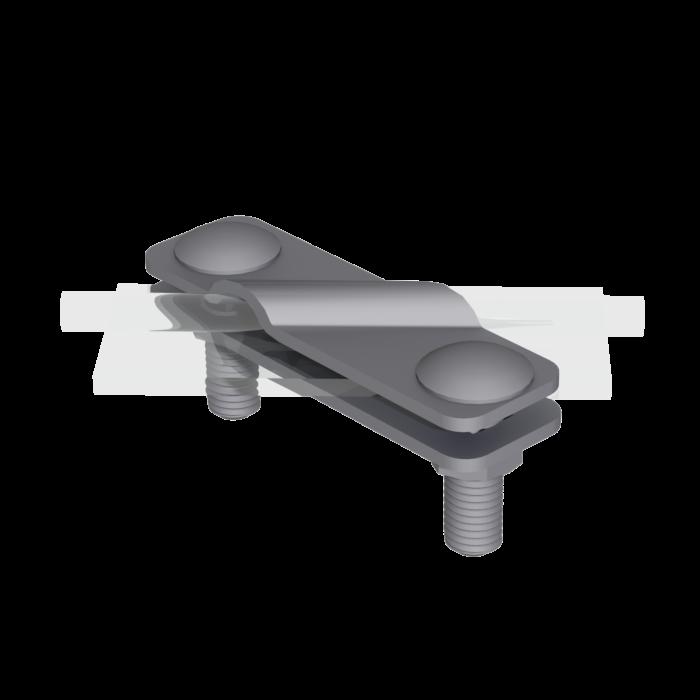 З'єднувач Cant дріт-смуга C05/2 LEO LIGHTMAN блискавкозахист