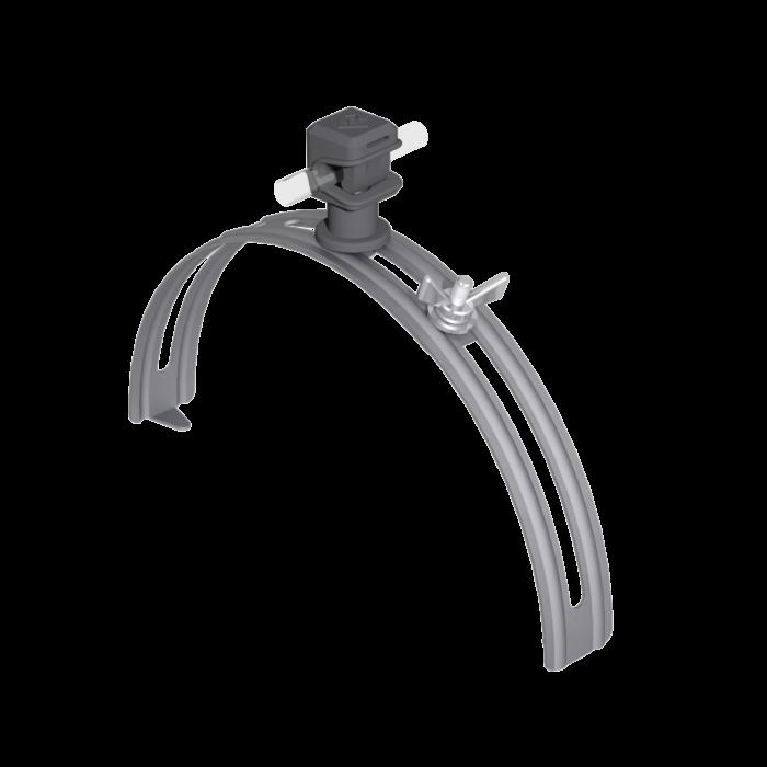 Тримач по гребню з Clip H04 LEO LIGHTMAN блискавкозахист грозозахист громовідвід блискозахист