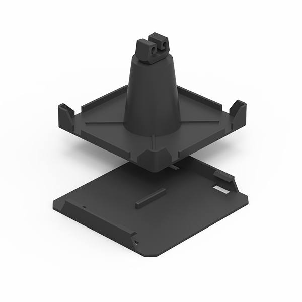 Тримач до ПВХ мембрани H38 H38/1 LEO LIGHTMAN блискавкозахист