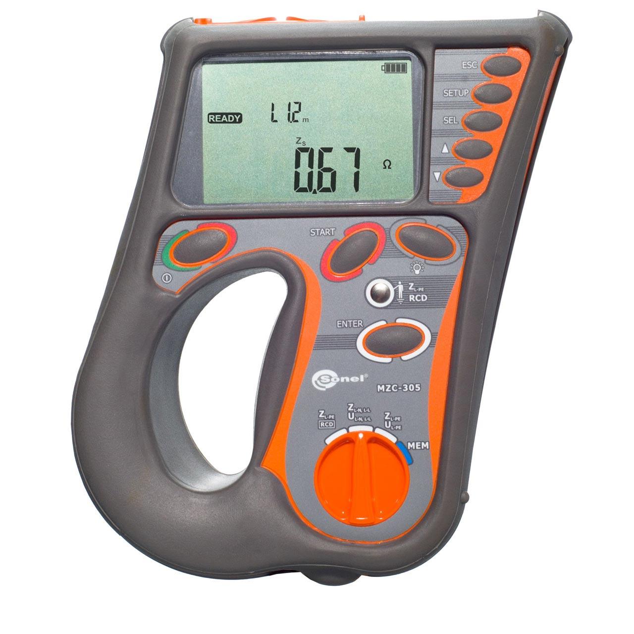 Пристрій для вимірювання опору заземлення A27/1 LEO LIGHTMAN блискавкозахист